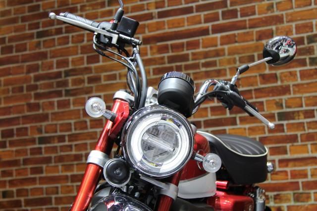 Resmi Dijual, Motor Mungil Honda Monkey Harganya Rp 65 Juta (740569)