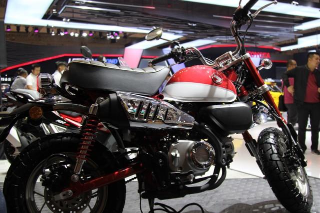 Resmi Dijual, Motor Mungil Honda Monkey Harganya Rp 65 Juta (740570)