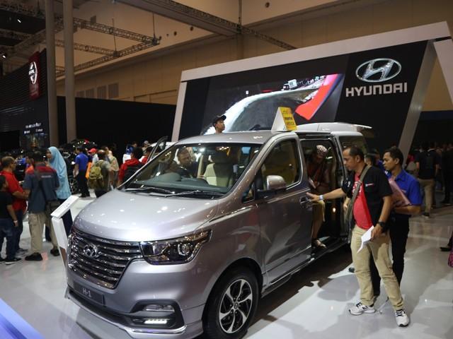 otomotif, giias 2019, Hyundai, investasi, pabrik, MPV
