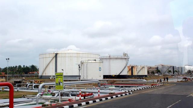 Kilang Refinery Unit (RU) IV Cilacap, Jawa Tengah milik PT Pertamina (Persero), Wakil Menteri ESDM Arcandra Tahar,