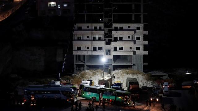 Israel Gusur 100 Rumah Warga Palestina (745706)