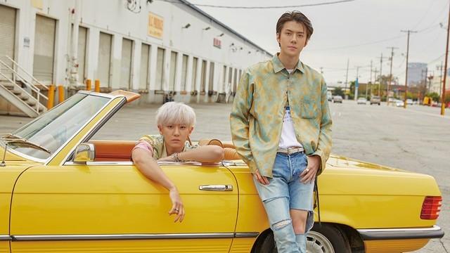 Round Up: EXO-SC Debut Lewat Mini Album 'What A Life' (80759)