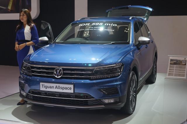 VW Tiguan Allspace: Spesifikasi, Fitur, Harga, dan Skema Kredit (38449)