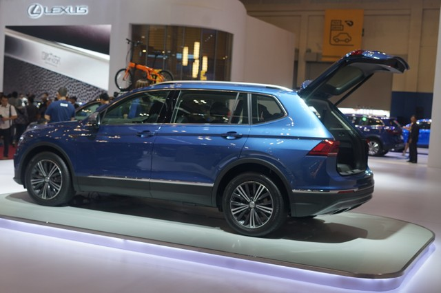 VW Tiguan Allspace: Spesifikasi, Fitur, Harga, dan Skema Kredit (38450)