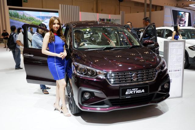 Beli Ertiga Baru Bonus Suzuki Bandit di GIIAS 2019 (103515)