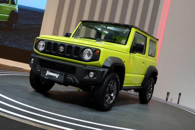 Suzuki Jimny Naik Harga Lagi, Kini Tembus Rp 400 Jutaan! (110128)