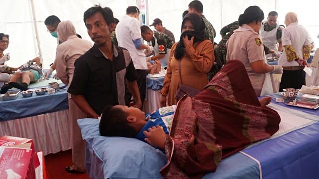 Foto: Bhayangkari dan Pertamina Gelar Khitanan Massal di Balikpapan (370279)