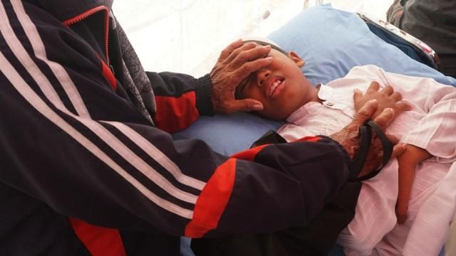 Foto: Bhayangkari dan Pertamina Gelar Khitanan Massal di Balikpapan (370281)