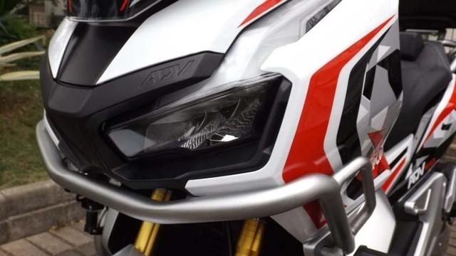 Modifikasi Honda ADV 150 Pertama di Dunia, Bisa Jadi Bahan Inspirasi (54852)
