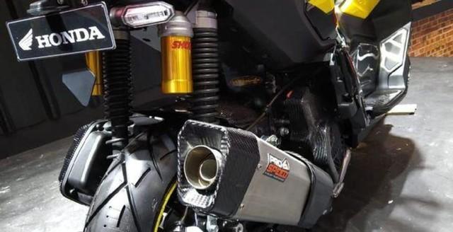 Modifikasi Honda ADV 150 Pertama di Dunia, Bisa Jadi Bahan Inspirasi (256632)
