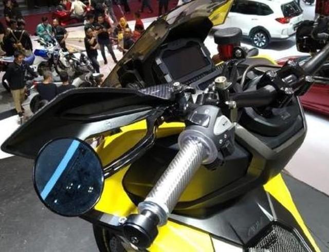Modifikasi Honda ADV 150 Pertama di Dunia, Bisa Jadi Bahan Inspirasi (256631)