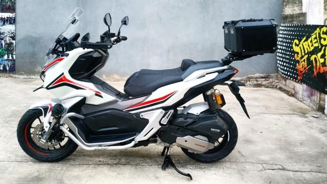 Modifikasi Honda ADV 150 Pertama di Dunia, Bisa Jadi Bahan Inspirasi (54851)