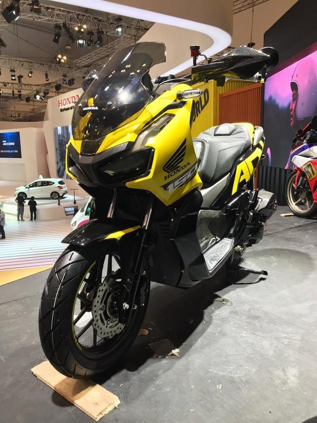 Modifikasi Honda ADV 150 Pertama di Dunia, Bisa Jadi Bahan Inspirasi (256636)