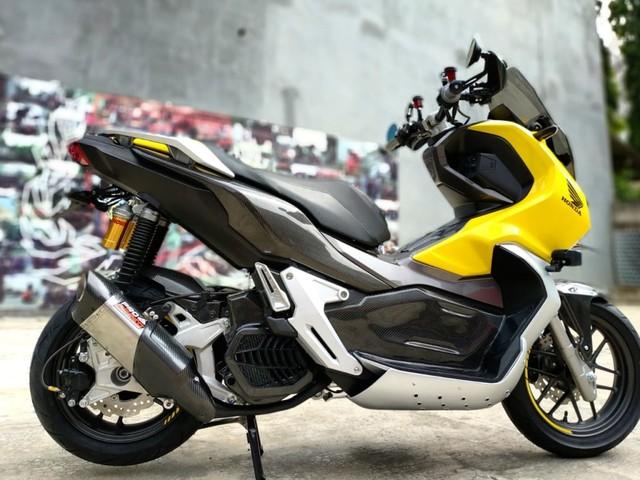 Modifikasi Honda ADV 150 Pertama di Dunia, Bisa Jadi Bahan Inspirasi (54848)