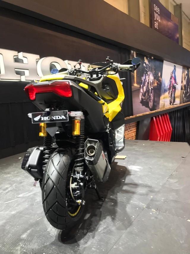 Modifikasi Honda ADV 150 Pertama di Dunia, Bisa Jadi Bahan Inspirasi (54849)