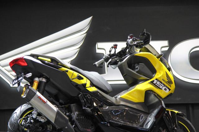 Modifikasi Honda ADV 150 Pertama di Dunia, Bisa Jadi Bahan Inspirasi (54842)