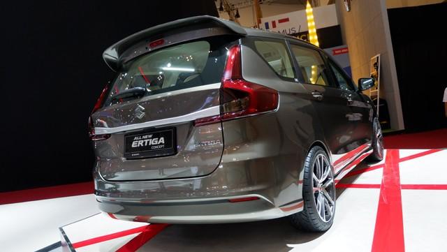 Suzuki Ertiga Luxury Concept