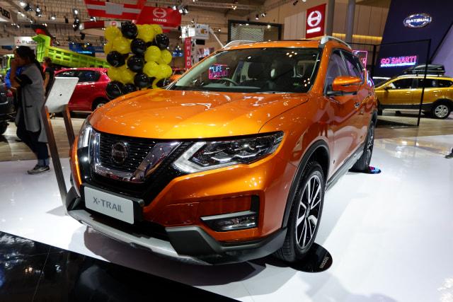 Nissan X-Trail baru