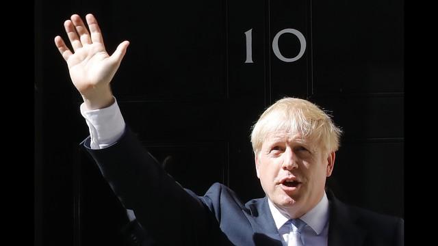 Resmi Jadi PM Inggris, Boris Johnson Berjanji Tuntaskan Brexit (68220)