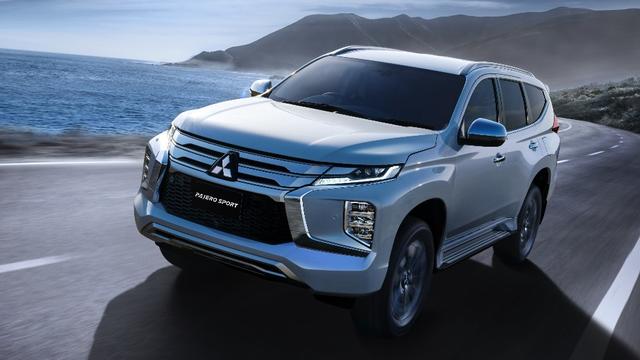 Mitsubishi Pajero Sport Facelift Meluncur 18 Februari 2021? (71183)