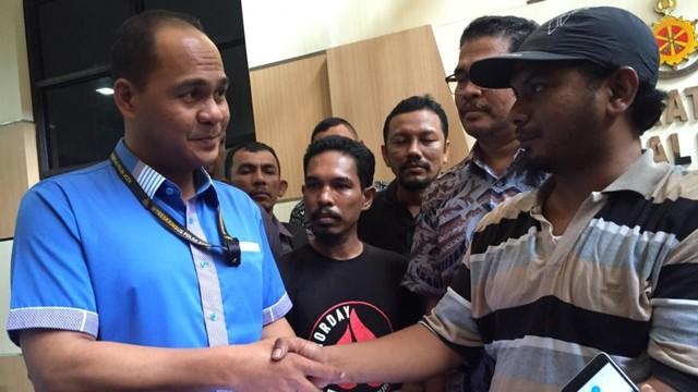 Petani berpretasi di Aceh ditetapkan sebagai tersangka.