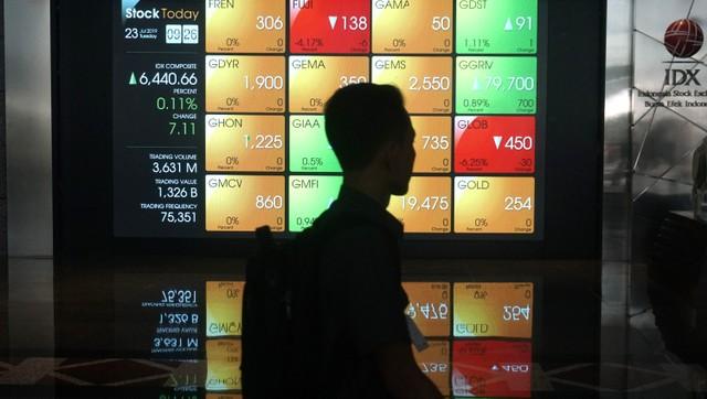 Mau Reverse Stock, Saham Bank Banten Ditaksir Cuma Seharga Rp 5 (214658)
