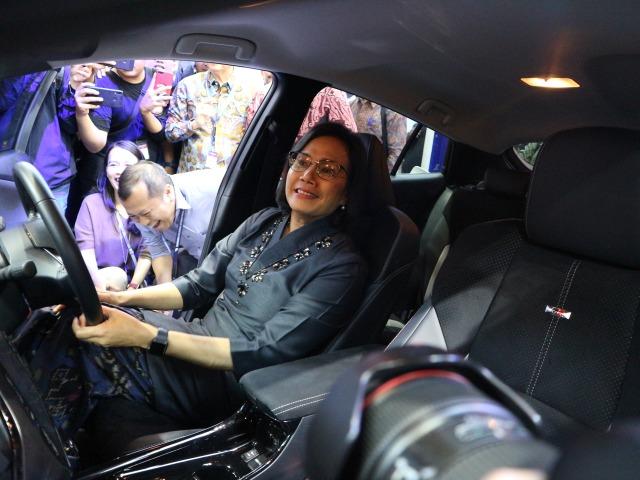 Menkeu Usul Naikkan Pajak Mobil Hybrid, Toyota: Kami Perlu Aturan yang Konsisten (2)