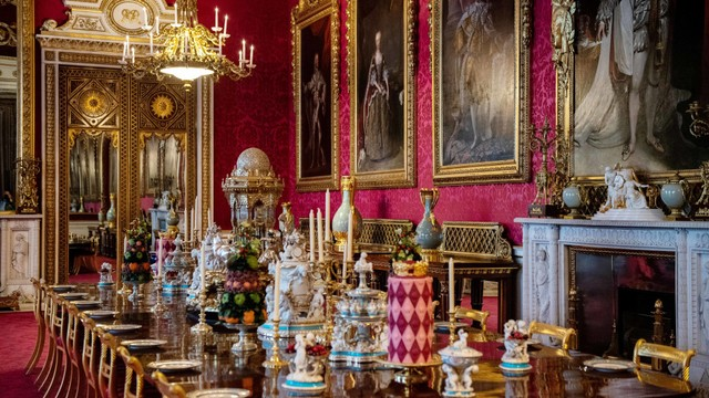 Menelisik Kisah Hidup Ratu Victoria dalam Pameran di Istana Buckingham (197872)