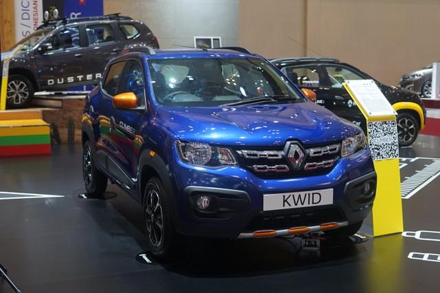 Renault Kwid Climber di GIIAS 2019