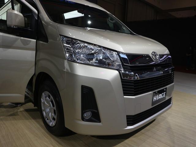Toyota HiAce 'Premio' Meluncur, Lebih Mahal Rp 40 Jutaan (26320)
