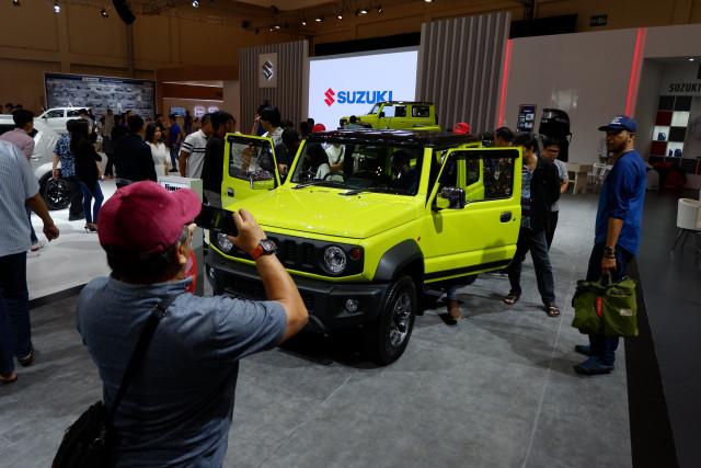 Suzuki Indonesia Sudah Setengah Abad, Ini Prestasinya (616332)