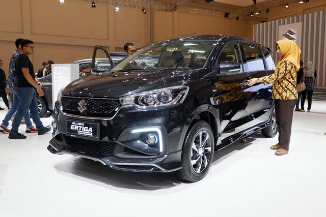 Suzuki Ertiga di GIIAS 2019