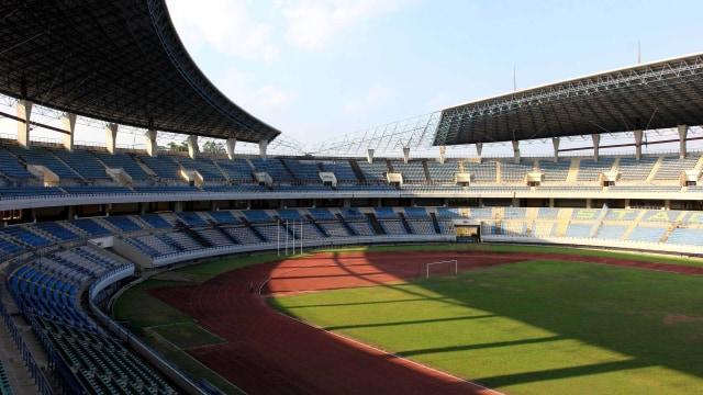 Kisah Miris Stadion Palaran: Harus 'Berebut' Anggaran Pemprov Kaltim (18491)