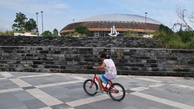 LIPSUS Sport Riau, Stadion Utama Riau