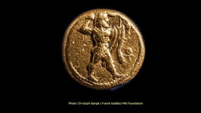 Emas di Kota Kuno Mesir