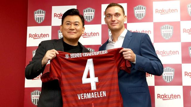 4 Pemain Euro 2020 yang Bela Klub Asia, Ada Eks Kapten Arsenal (38679)