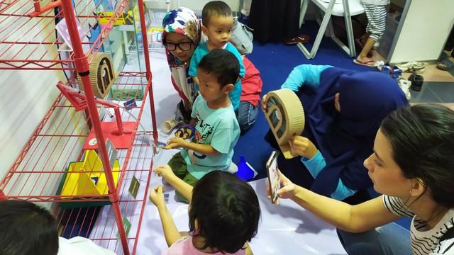 Serunya Festival Anak Bertanya di Bandung (1462)
