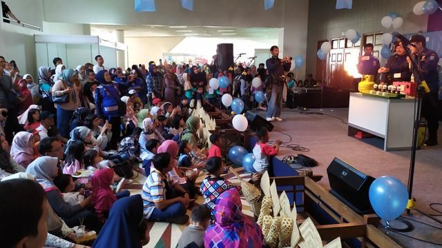 Serunya Festival Anak Bertanya di Bandung (1463)