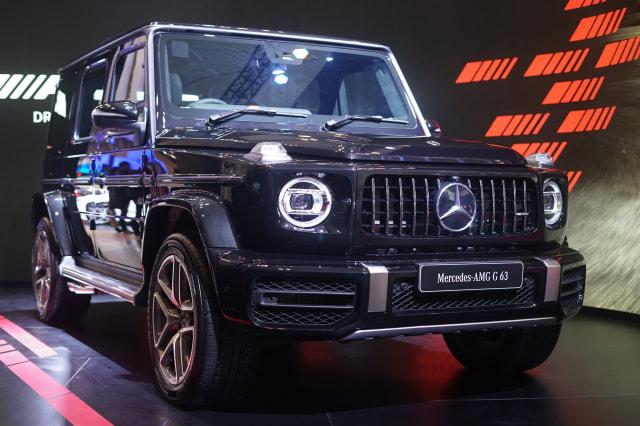 Mobil Putra Mahkota Dubai Ini Tak Bisa Digunakan Karena Ulah Sepasang Burung (70462)