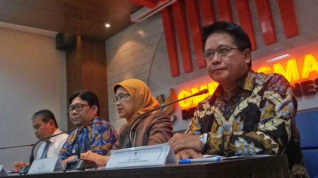 Preskon Ombudsman, Bank Mandiri