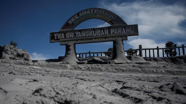 PVMBG Sebut Erupsi Tangkuban Parahu Tak Bakal Samai Erupsi Merapi (100958)