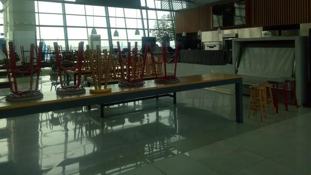Diduga Ada Masalah dengan AP II, Beberapa Restoran di Terminal 3 Tutup (114654)