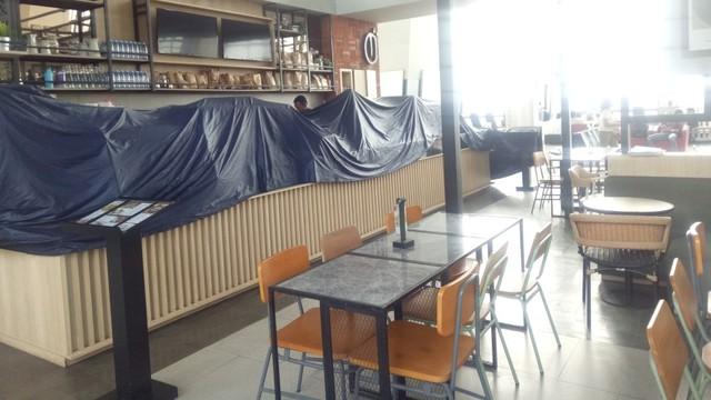 Diduga Ada Masalah dengan AP II, Beberapa Restoran di Terminal 3 Tutup (114657)