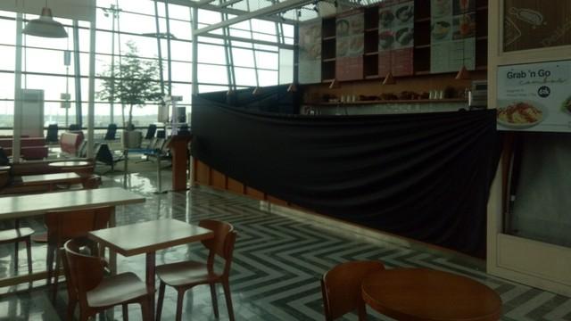 Diduga Ada Masalah dengan AP II, Beberapa Restoran di Terminal 3 Tutup (114655)