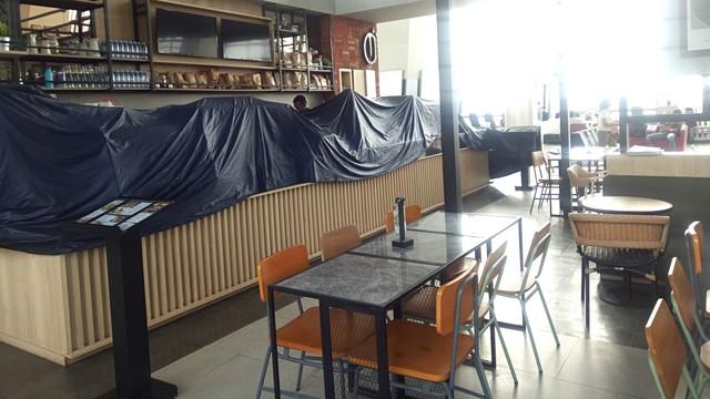 Sejumlah restoran di Terminal 3 Soetta tutup