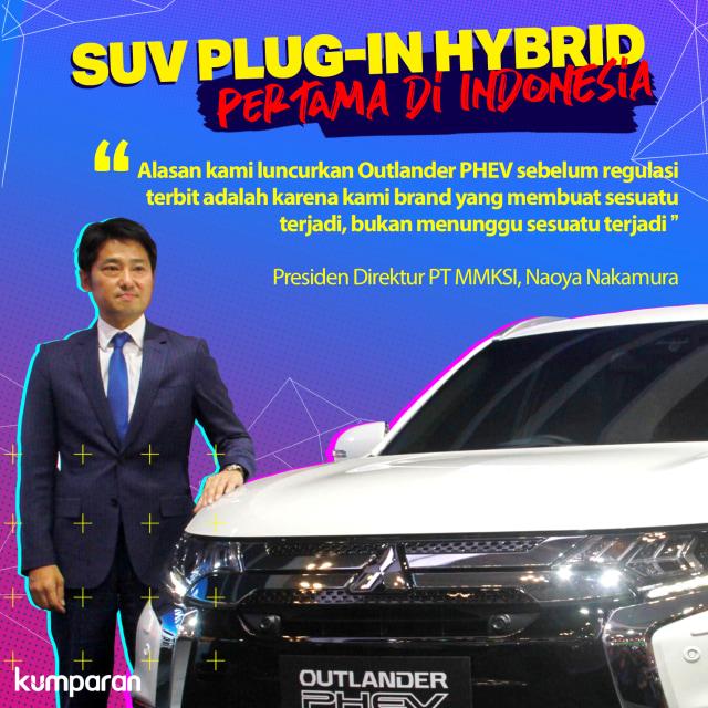 SUV Plug-in Hybrid Pertama di Indonesia