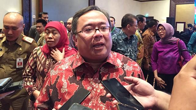 Kepala Badan Perencanaan dan Pembangunan Nasional (Bappenas), Bambang Brodjonegoro