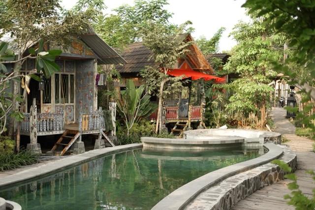 La Luna Gypsy Resort in Yogyakarta (141900)