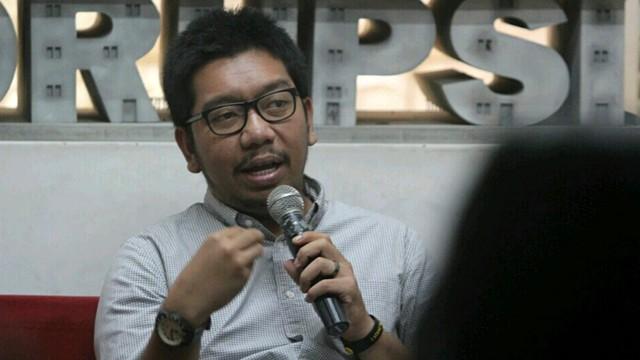 """Diskusi  """"Menyoal Proses Pemilihan Pimpinan KPK dan Menakar Masa Depan Pemberantasan Korupsi"""""""
