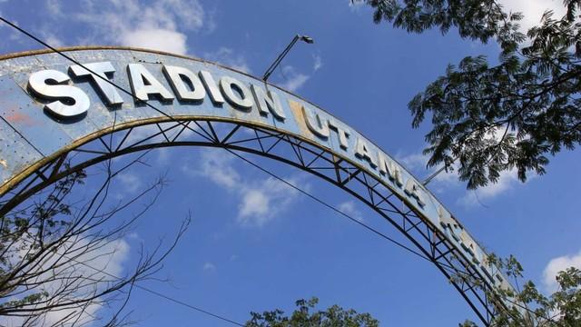 Kisah Miris Stadion Palaran: Harus 'Berebut' Anggaran Pemprov Kaltim (18497)